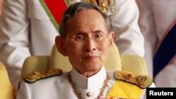 Mengenang Raja Thailand Bhumibol Adulyadej