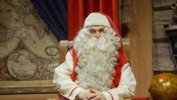 Santa Claus ရဲ႕ ခရစၥမတ္ စကား