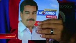 Tổng thống Venezuela đắc cử nhiệm kỳ 6 năm lần thứ hai