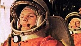 Dita e Gagarinit në hapësirë