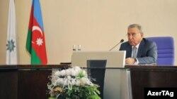 Azərbaycan Prezident Administrasiyasının rəhbəri Ramiz Mehdiyevin yanında müşavirə