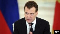 Tổng thống Dmitry Medvedev yêu cầu Nga có tiếng nói bình đẳng về việc hệ thống lá chắn hoạt động như thế nào trước khi tham gia vào dự án