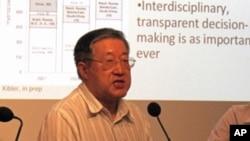 中國水利水電科學研究院水資源所所長王浩博士