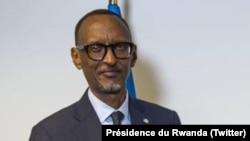 Le président rwandais Paul Kagame à New York, le 18 septembre 2017.