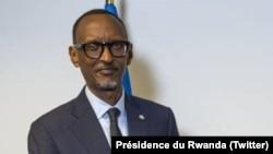 Le président Paul Kagame du Rwanda à New York, le 18 septembre 2017.
