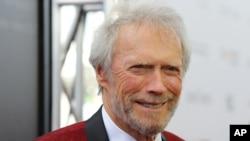 """Clint Eastwood dirige """"The 15:17 to Paris"""". En la gráfica, el actor durante la Premiere de 'Jersey Boys'. Los Angeles Film Festival, 2014."""