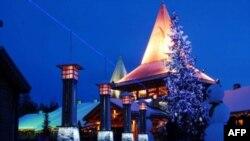 Văn phòng Ông Già Noel ở Santa Claus Village, Phần Lan