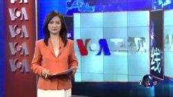 VOA连线:现场直击:香港占中扩大,群众集结各地