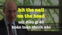 Học tiếng Anh qua phim ảnh: Hit the nail on the head - Phim Inside Job (VOA)