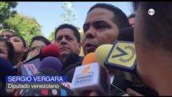 Diputado Sergio Vergara describe allanamiento en su casa