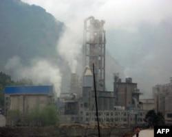 """在""""发展是硬道理""""的口号下,一些地方忽视了环境保护(资料照片)"""