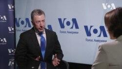 Ексклюзивне інтерв'ю з Куртом Волкером – про санкції, Суркова та Азовське море. Відео