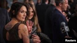 """Aktris Lena Headey, salah satu pemain dalam serial HBO """"Game of Thrones"""". (Reuters/Lucas Jackson)"""