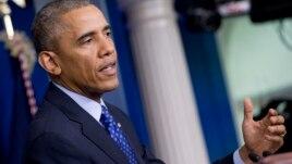 Presidenti Obama parashtron planin për mbështetjen e Irakut