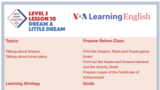 Let's Learn English Level 2 - Lesson 30