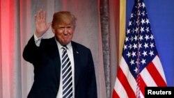 Tổng thống Mỹ Donald Trump.