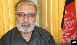 حاجی عبدالسلام نمایندۀ كمیسیون اصلاحات اداری و خدمات ملکی در غرب افغانستان