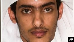 This picture released by the state sponsored Saudi Press Agency purports to show Taie bin Salem bin Yaslam al-Saya'ari who was killed Saturday by police in the capital's northern Yasmeen neighborhood.