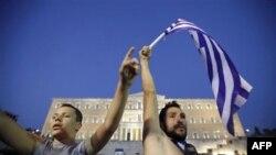 Protesti u Grčkoj zbog mera štednje