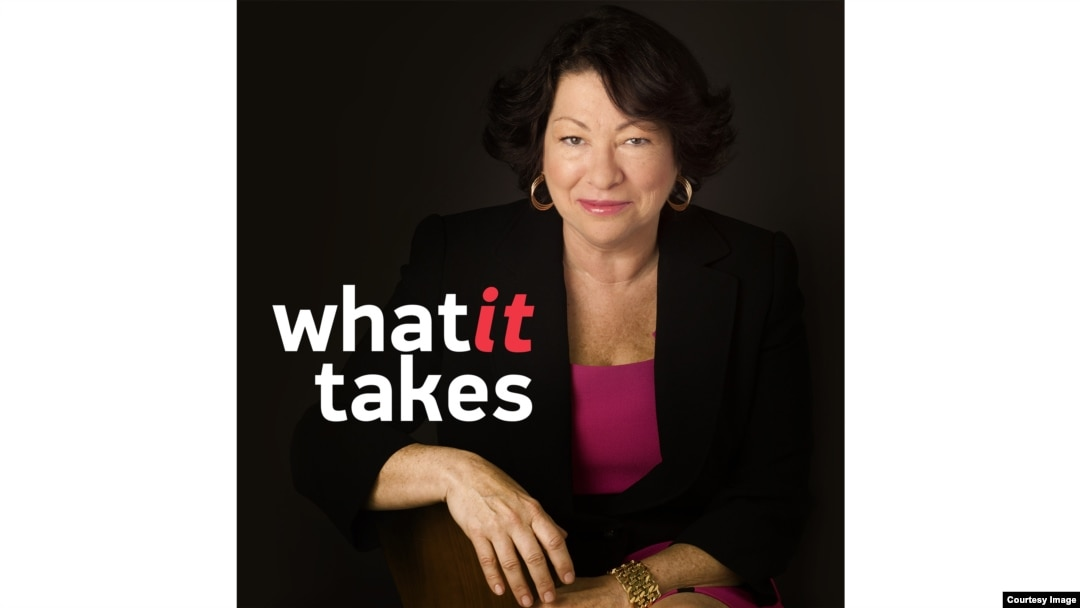 What It Takes - Sonia Sotomayor