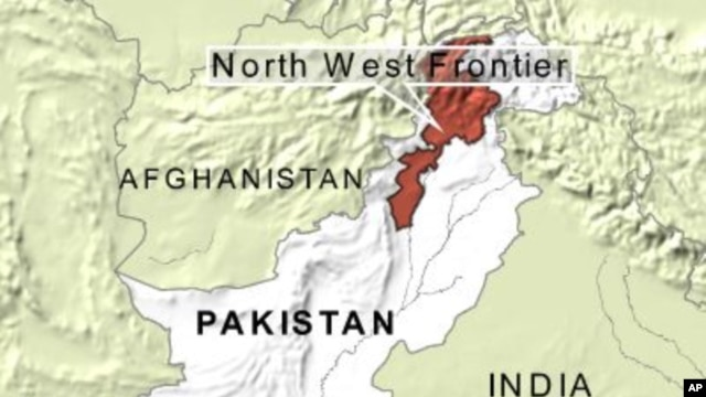 US:  Top al-Qaida Leader Killed in Pakistan