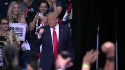 Kampanye Presiden Trump di Tengah Lonjakan Kasus Covid-19