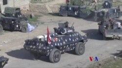 美國支持的伊拉克部隊控制摩蘇爾機場(粵語)
