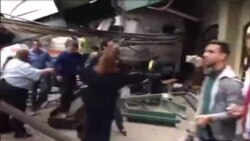 US NJ Train Crash