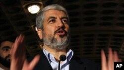 Ο ηγέτης της Χαμάς Χαλέντ Μεσαάλ