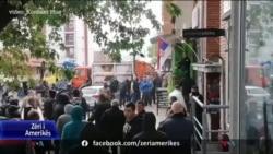 Përleshje dhe të plagosur gjatë një operacioni të policisë në veriun e Kosovës