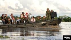 Cerca de 2,8 millones de personas han resultado afectadas, de acuerdo con la Defensa Civil.