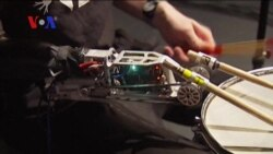 Fastest Drummer In The World Has A Bionic Arm