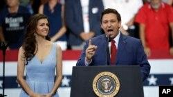 Republikanski kandidat za guvernera Ron de Santis