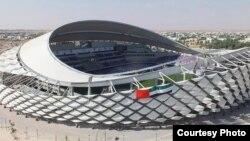 2019 아시안컵 개최국인 아랍에미리트(UAE)의 하자 빈 자예드 스타디움. 사진제공=AFC Asian Cup