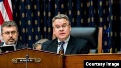 美國國會眾議員克里斯‧史密斯(Rep. Chris Smith, R-NJ)