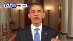 VOA60 Minute with President- Healthcare Statement