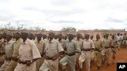 Muran ka Taagan Ciidamada lagu Tababrayo Kenya
