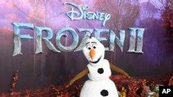 Frozen two 2 premiere