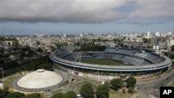 Salvador termasuk salah satu dari 12 kota di Brazil yang ditetapkan FIFA sebagai tuan rumah pertandingan Piala Dunia 2014 (foto: dok).