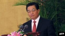 Ông Hồ Cẩm Đào đã chấp nhận lời mời đến thăm Hoa Kỳ