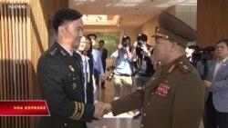 Hai miền Triều Tiên thảo luận an ninh quân sự