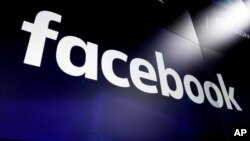 Facebook logo တံဆိပ္။