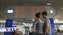 Mỹ dọa oanh kích Syria, Vietnam Airlines đổi đường bay