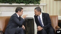 Obama i Sarkozy razgovarali o suradnji u borbi protiv terorizma i globalnom ekonomskom oporavku