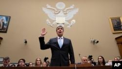 Trumpov bivši advokat Michael Cohen na pretresu u Kongresu