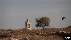 Givat Xamatos mahallasi Quddus va Baytullahm o'rtasida joylashgan