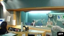 Phòng phát thanh trực tiếp của VOA