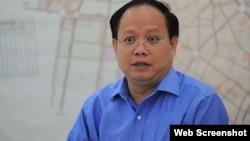 """Kỷ luật đảng viên khiến ông Nguyễn Phú Trọng than """"đau."""" Hình: Ông Tất Thành Cang, nguyên Phó Bí thư Thành ủy Tp. HCM. Photo: VietnamNet"""