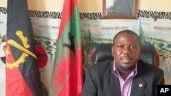 Faustino Mumbika, secretario provincial da UNITA no Namibe