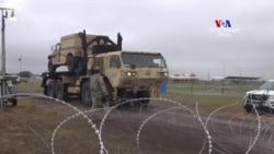 ԱՄՆ-ի զինվորականները՝ Մեքսիկայի հետ պետական սահմանին